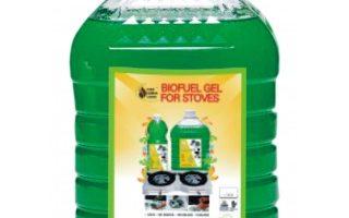 Ethanol Gel Fuel