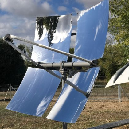 TCT SOLAR HEATER