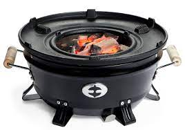 Envirofit Charcoal stove without Grill